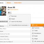 Usando o Jdownloader e o Grooveshark para baixar músicas