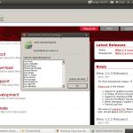 IE8 no Ubuntu usando o Wine
