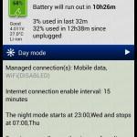 Aumente a vida da bateria de seu Android