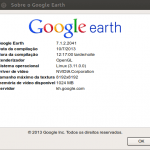 Instalando o Google Earth 7.1 no Ubuntu 13.10