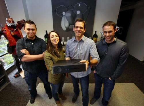 SteamOS - Valve libera primeira foto oficial