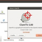 Instalando o antivírus CLAMTK no Ubuntu