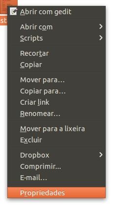 Como executar um arquivo .SH