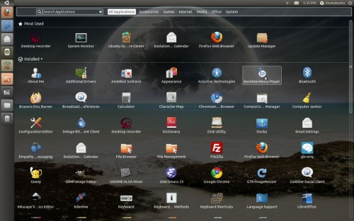 Programas no Ubuntu