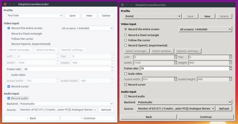 Como Instalar o Simple Screen Recorder como Snap no Ubuntu